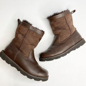 UGG Wrangell Mens Brown Boots